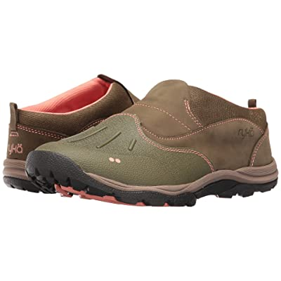 Ryka Majesty (Olive Wreath/Desert Coral) Women