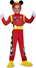 Disney Mickey Mouse Roadster Racer Deluxe Toddler Boys' Costume