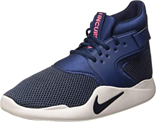 Mens Incursion SE Fabric Hight Top Lace Up Basketball, Blue, Size 11.0