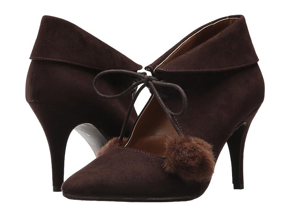 J. Renee Edgemere (Chocolate) High Heels