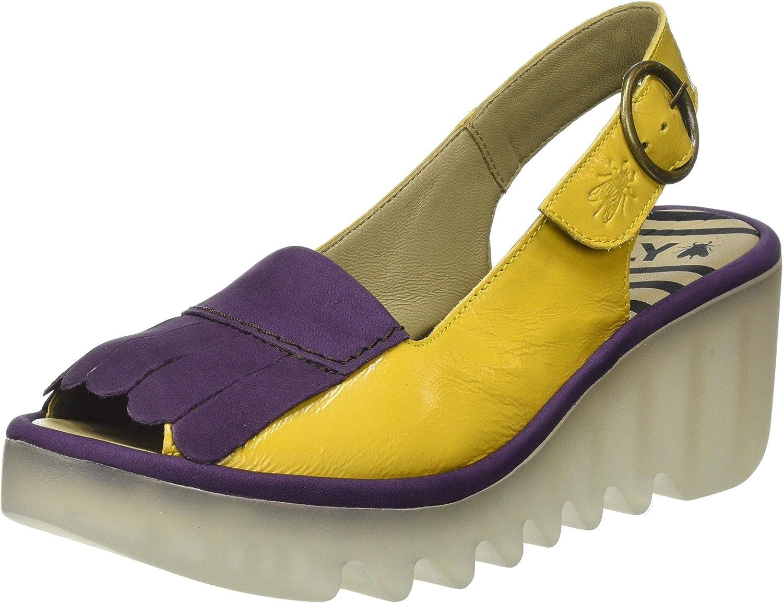 FLY London Women's Slingback Sandal