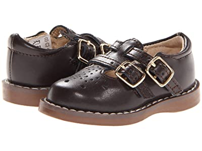 FootMates Danielle 3 (Infant/Toddler/Little Kid) (Brown) Girls Shoes