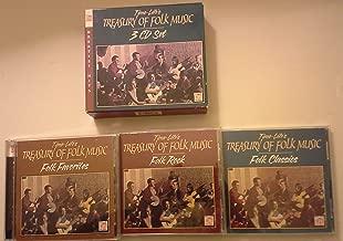 Time Life Music: Treasury of Folk Music