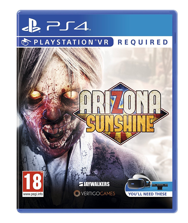 Spasm price New arrival Arizona Sunshine VR PS4