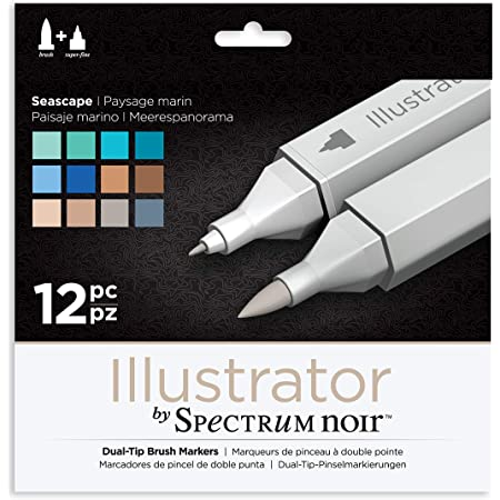 Black 480 x 320 x 170 Spectrum Noir SN-STO-UCB Markierungsstift//Farbkissen Speicheruniversalhandtasche