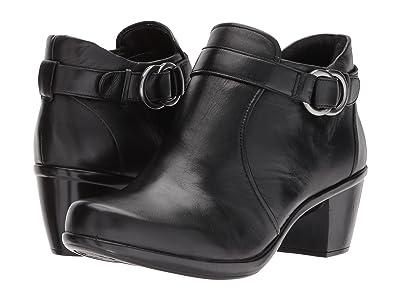 Naturalizer Elisa (Black Leather) Women