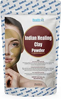 Healthvit Indian Healing Clay Powder 250 gm