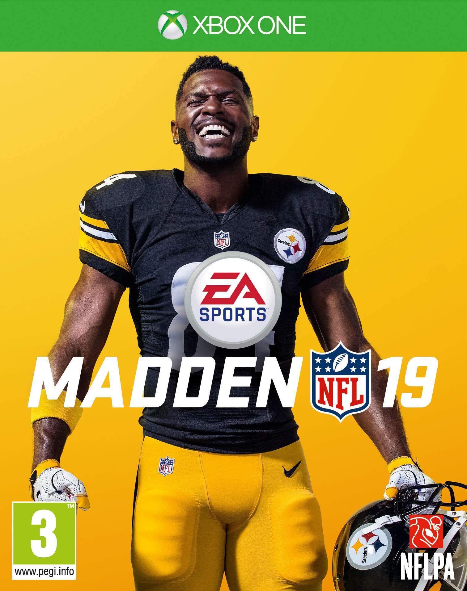 Madden NFL 19 - Xbox One [Importación inglesa]: Amazon.es: Videojuegos