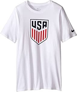 USA Crest Tee (Little Kids/Big Kids)