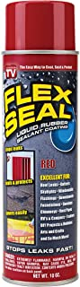 Flex Seal Spray Rubber Sealant Coating, 10-oz, Red
