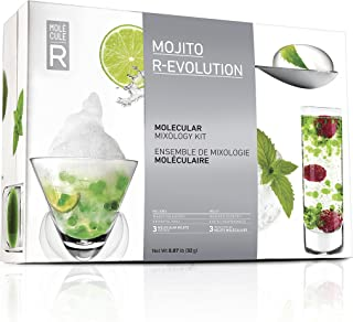 Molecule-R – Mojito Molecular Mixology Kit for Beginners – Mojito R-Evolution