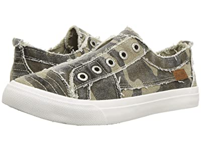 Blowfish Play (Natural Camoflauge Canvas) Women