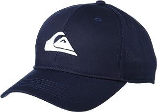 قبعة سائق شاحنة Quiksilver الرجالية العقود Snapback