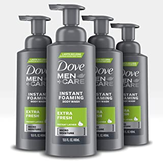 Sponsored Ad - Dove Men+Care Foaming Body Wash to Hydrate Skin Clean Comfort Effectively Washes Away Bacteria While Nouris...