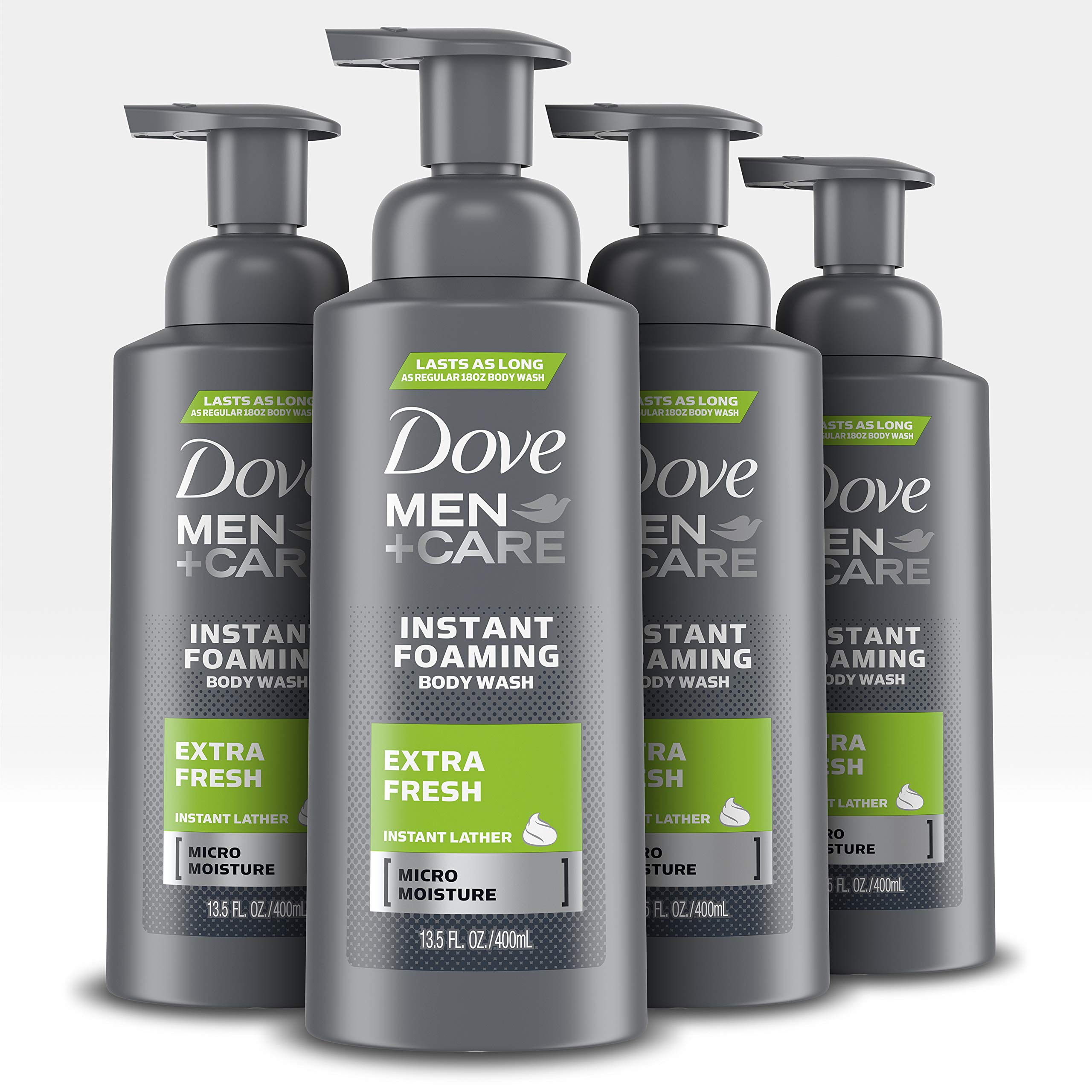Dove Men Care Foaming Body Wash To Hydrate Skin Clean Comfort Effectively Washes Away Bacteria While Nourishing Your Skin 13 5 Oz 4 Count Buy Online In El Salvador Missing Category Value