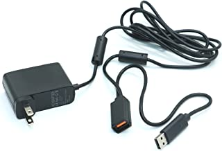 JETEHO 1 Pc Xbox 360 Kinect Sensor USB AV Adapter