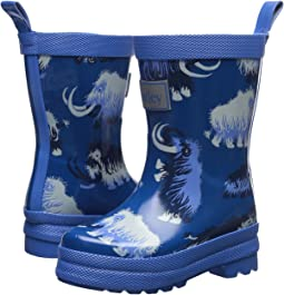 Hatley Kids - Woolly Mammoth Rain Boots (Toddler/Little Kid)