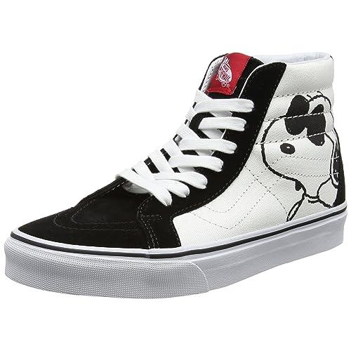 zapatos vans snoopy