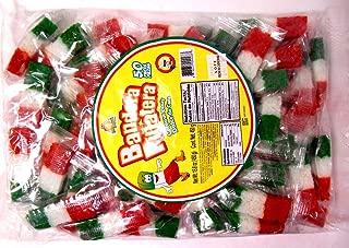 Mexican coconut candy Bandera de Mexico dulce de cocada 50 pieces new sealed