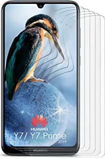 Moex - Protector de pantalla mate para Huawei Y7 / Y7 Prime (2019)