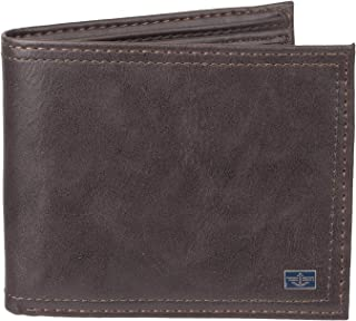 Dockers Mens Wallet, Card Case & Money Organizer