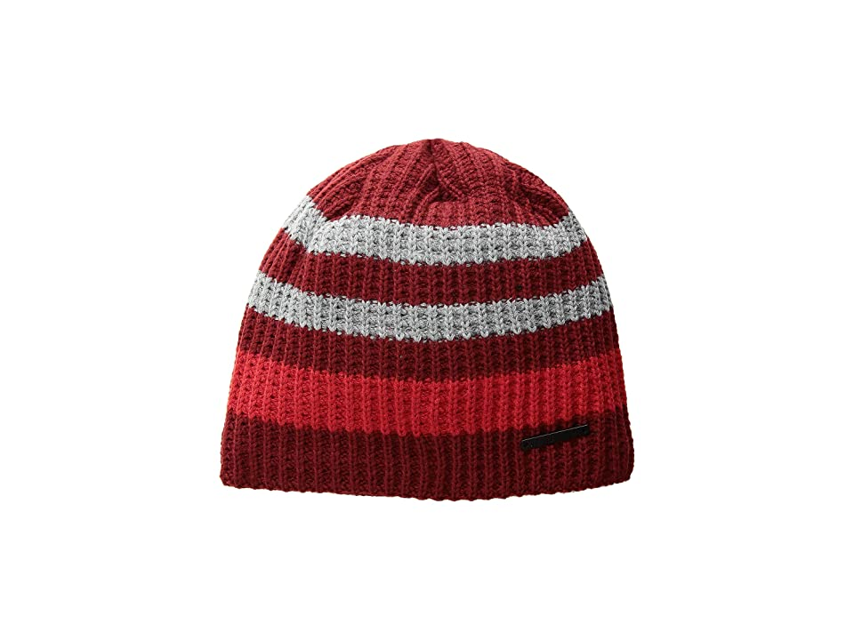 BULA Sol Beanie (Big Kids) (Wine) Beanies