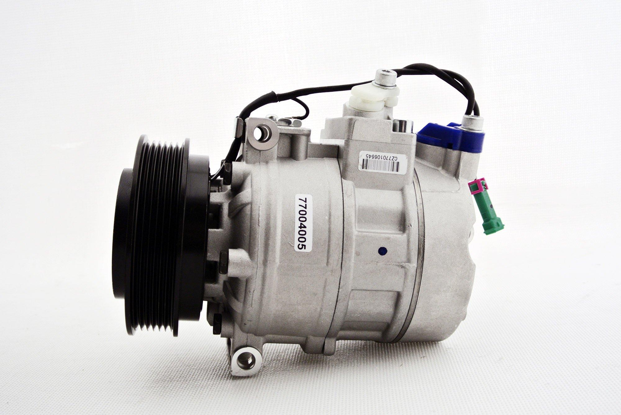 AC Parts 2974373 _ 18 climática Compresor: Amazon.es: Coche y moto