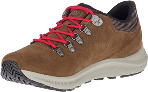 Merrell Ontario Suede chaussures Men, Earth 2019 Chaussures