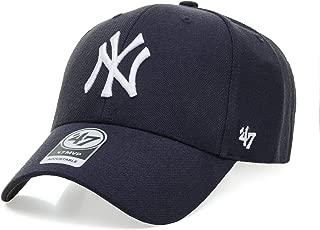 MLB New York Yankees Juke MVP Adjustable Hat, One Size, Black