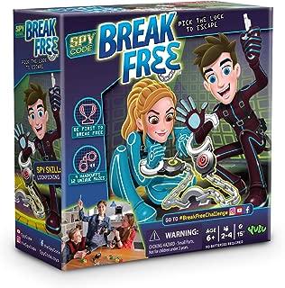 Spy Code - Break Free