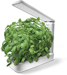 PerfectPrime VB0012WH Smart LED Indoor Garden Hydroponics Growing System/Herb Kit 12 Plant Pods
