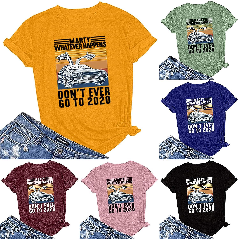 Womens Tshirts Graphic, Women Short Sleeve T-Shirt Cats Sunflower Tee Shirt Crew Neck Graphic Gifts Shirt Top