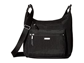 df9a377cc03e Baggallini New Classic Day Trip Hobo with RFID Phone Wristlet