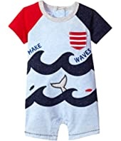 Sail Away Raglan One-Piece (Infant)