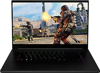 """Razer Blade - World's Smallest 15.6"""" Gaming Laptop - 60Hz 4K Touch, 8th Gen Intel Core i7-8750H, GeForce GTX 1070 Max-Q, 16GB RAM, 512GB SSD"""