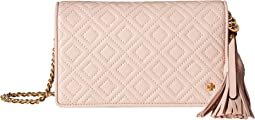Tory Burch - Fleming Flat Wallet Crossbody