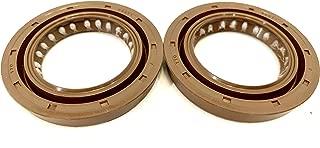 Pair Replacement Rear Differential Axle Seals 2x - Polaris RZR 800 (08-14) diff CV_S4