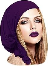ShariRose Pre-Tied Cotton Headwear Headscarf Chemo Cancer & Tichel Friendly Over 30 Colors!