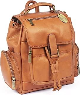 Claire Chase Uptown Back Pack, Saddle, One Size