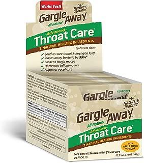 Best gargle away ingredients Reviews