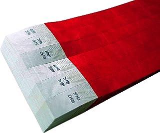 /Damier rouge Tyvek Lot de 100/bandes de contr/ôle 19/mm x 255/mm de long/
