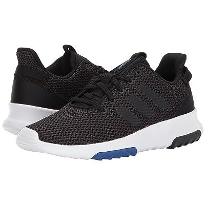 adidas Kids Cloudfoam Racer TR (Little Kid/Big Kid) (Grey Five/White/Grey Five/Royal) Kids Shoes