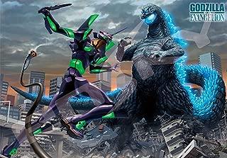 Godzilla vs. Evangelion Jigsaw Puzzle 1000 Pieces (Roar of Dawn)