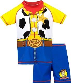 Disney Bañador de Dos Piezas para niño Toy Story Woody