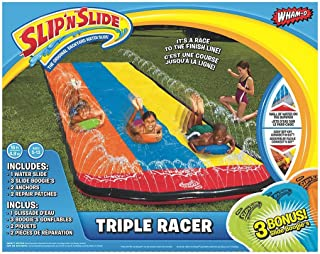 Best wham o slip n slide triple racer Reviews