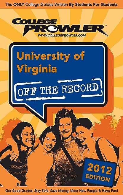 University of Virginia 2012 (English Edition)