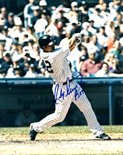 ANDY PHILLIPS NEW YORK YANKEES AUTOGRAPHED SIGNED 8X10 PHOTO W/COA