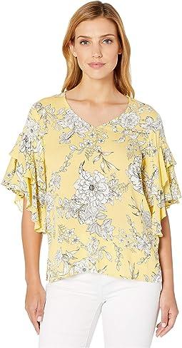 073f1e30aa Women's Ruffles, Rayon Clothing + FREE SHIPPING | Zappos.com