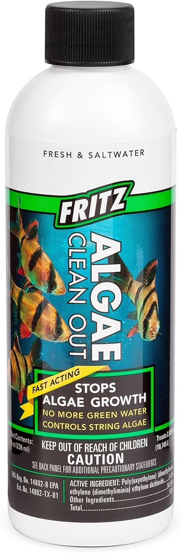 Fritz Aquatics Clearance SALE Limited time AFA48008 Algae Clean M 8-Ounce Aquarium for Super intense SALE Out