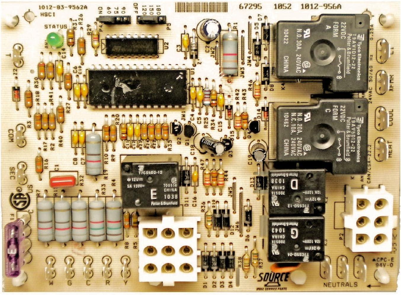 7956-319P Max 79% OFF - Ranking TOP12 Coleman OEM Furnace Panel Control Circuit Board